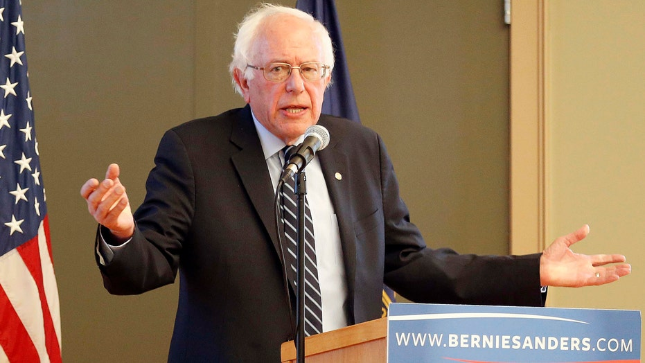 Sanders: 'Valid questions' raised over Clinton emails