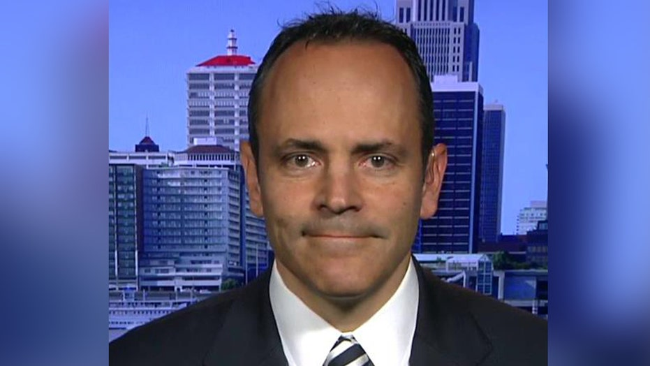 Tea Party favorite Matt Bevin wins KY governor's race