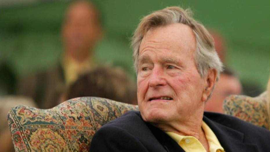Bush 41 criticizes Cheney, Rumsfeld for 9/11 reaction