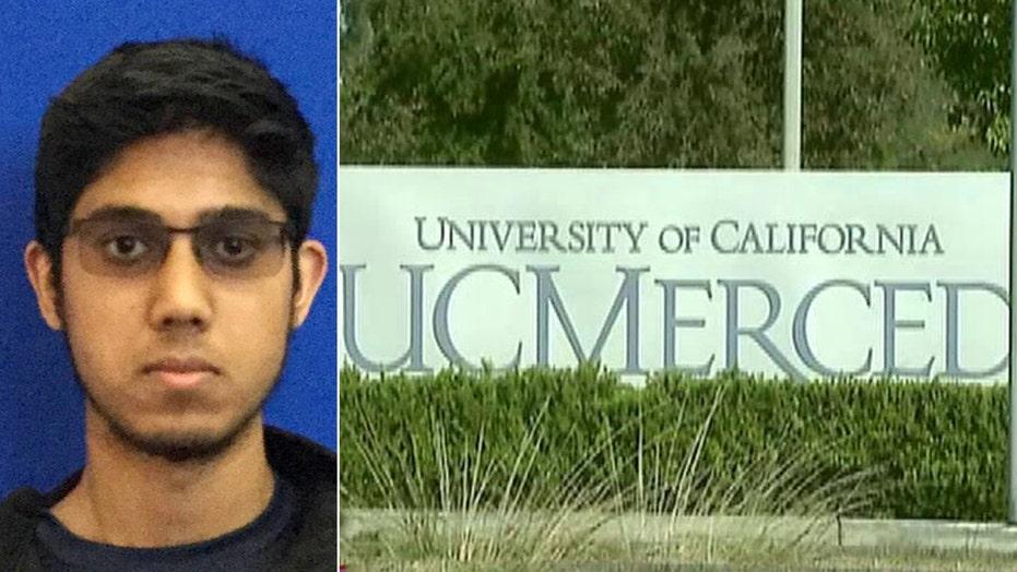 UC Merced attacker's manifesto showed he wanted revenge