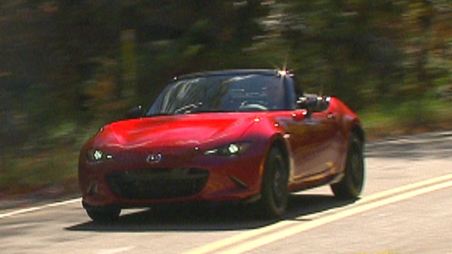 Mazda Miata drops weight, adds fun