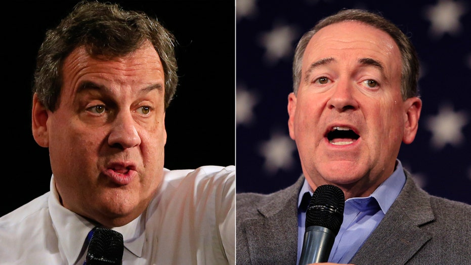Christie, Huckabee knocked out of main stage debate
