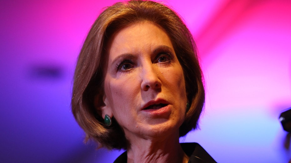 Carly Fiorina returns to 'The View'