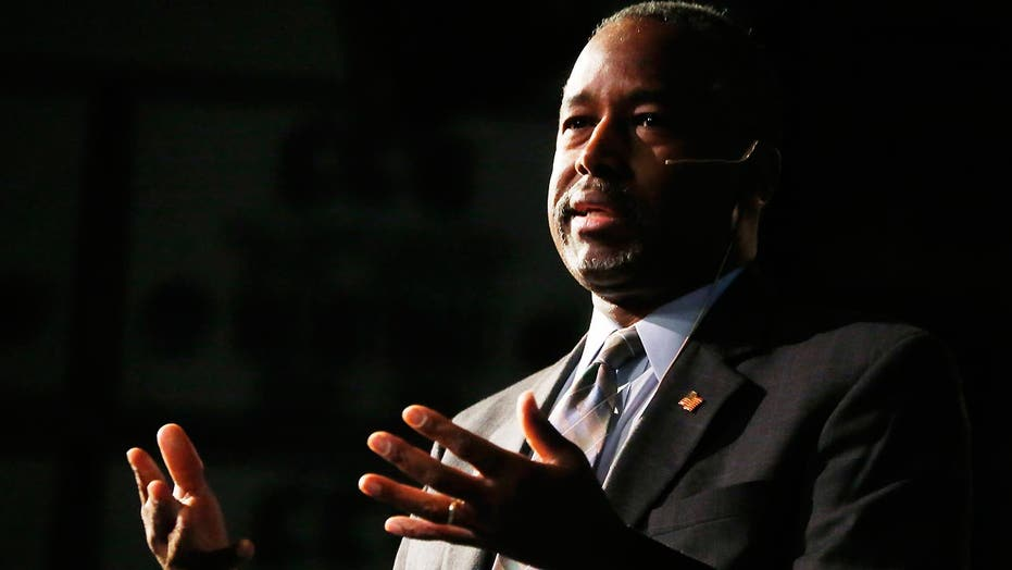 Ben Carson responds to controversy about claims