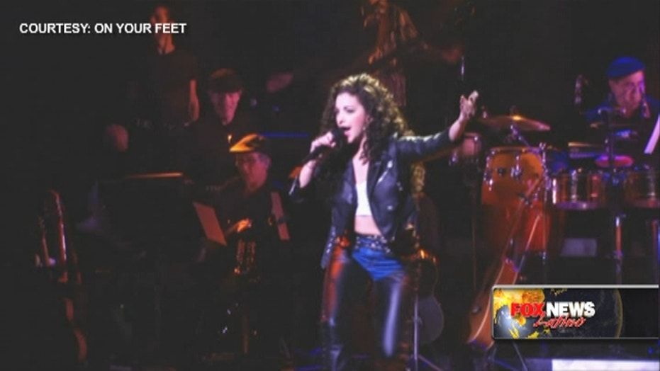 Electrifying 'On Your Feet! debuts on Broadway