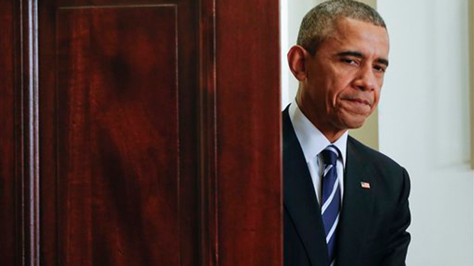 Fallout from Obama's slide on 'world's most powerful' list