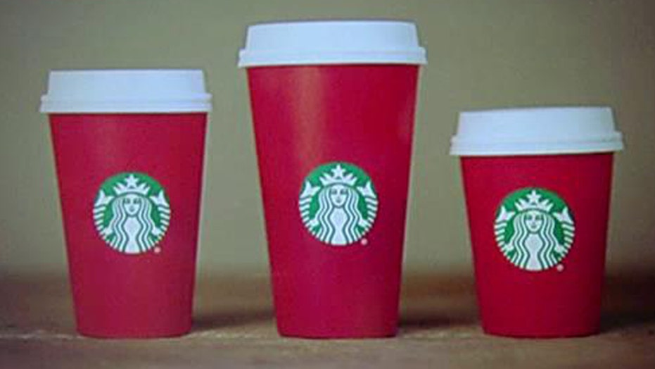 Starbucks a scrooge this year?