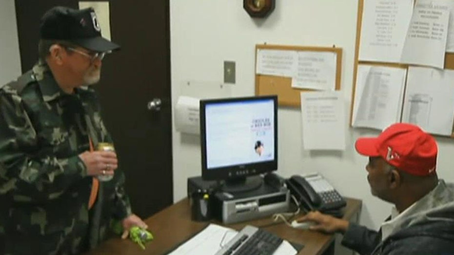 'Soldier On' works to lower number of homeless veterans