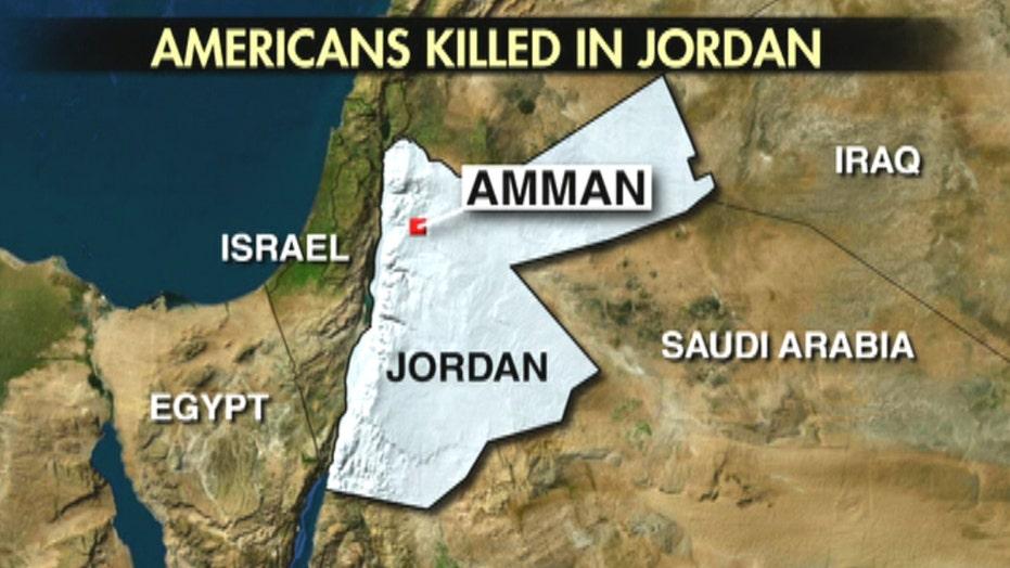 2 Americans dead after shooting spree in Jordan