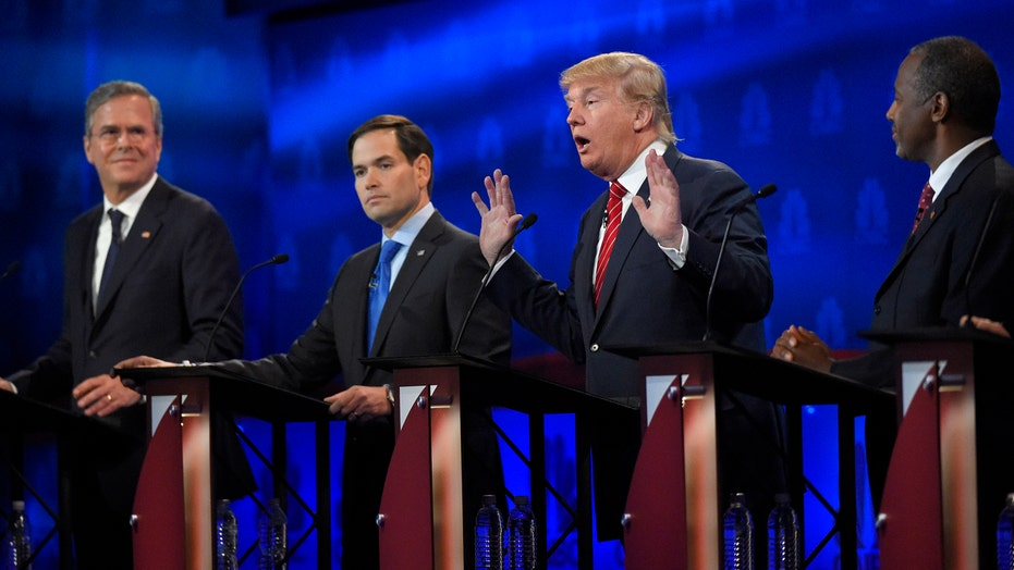 Who will sink and who will swim in FBN GOP debate