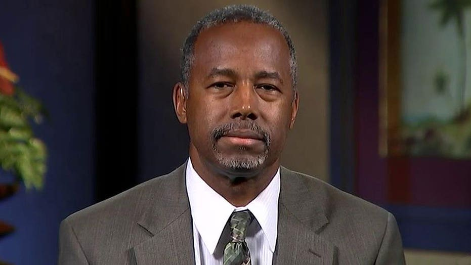 The media trying to diminish Ben Carson