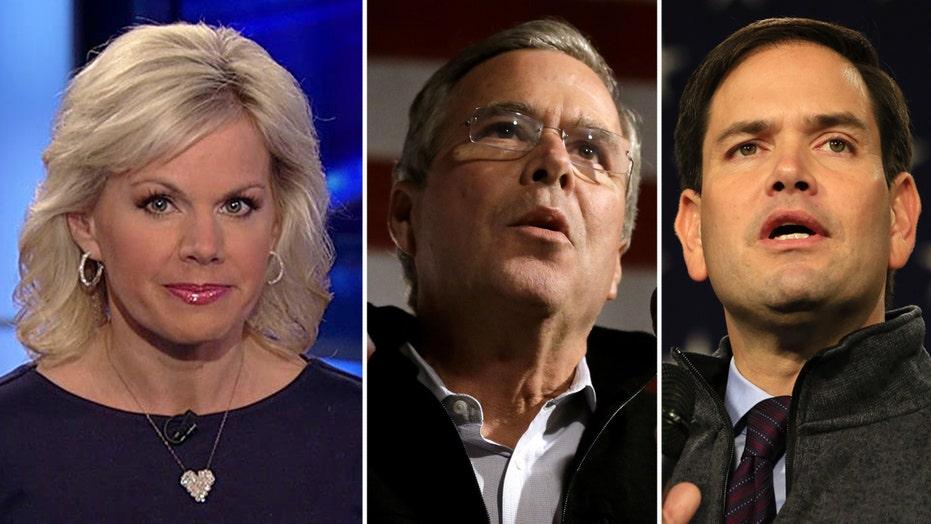 Gretchen's Take: Debate may change the game for Rubio, Bush