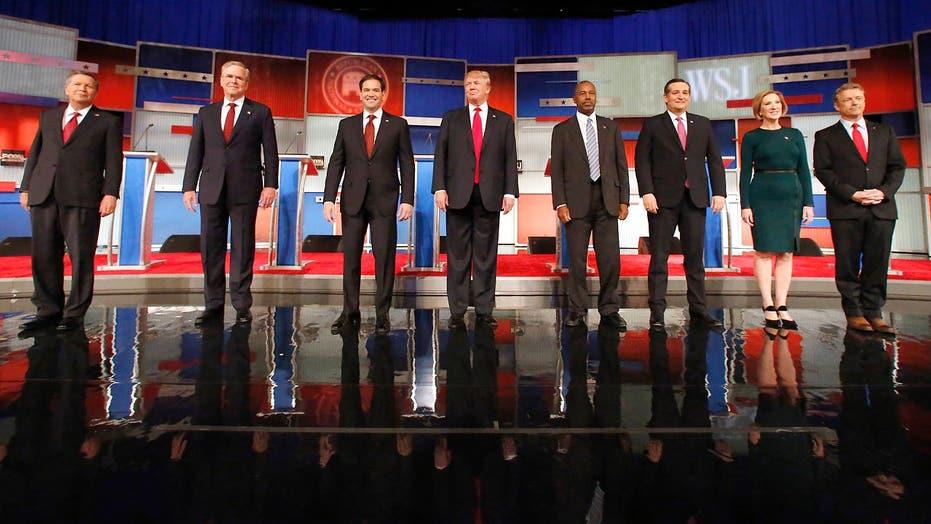 Winners, losers of FBN's prime-time GOP debate