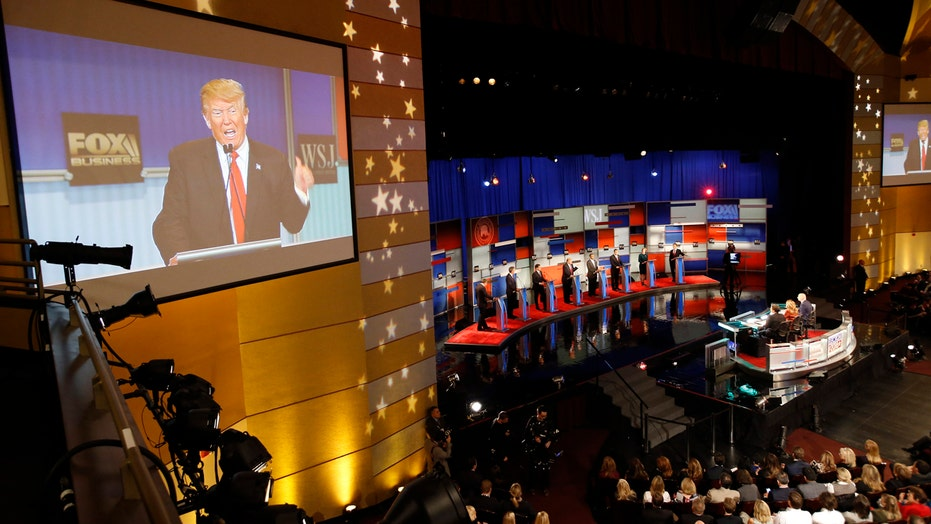 Who were the winners, losers of FBN debate