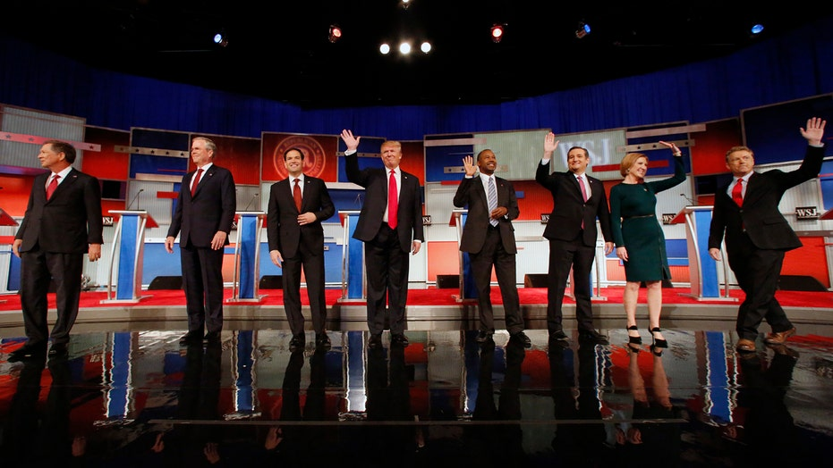 Grading the candidates' debate performance