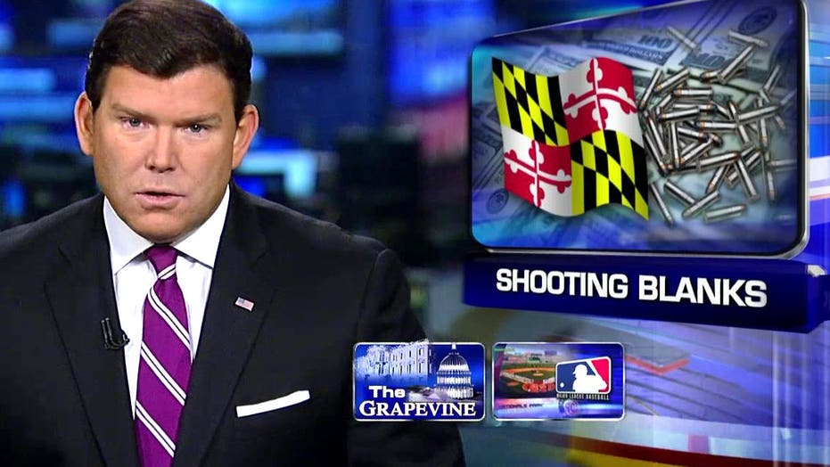 Grapevine: Maryland pulls ballistic fingerprinting program