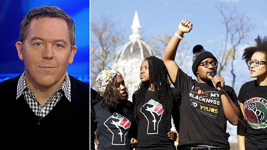 Gutfeld: Protests used to be about free expression