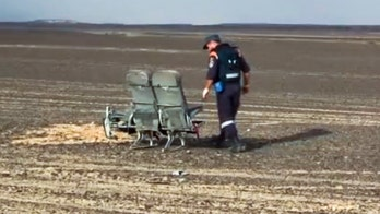 Intel on 'two-hour timer' uncovered in Russian jet crash investigation