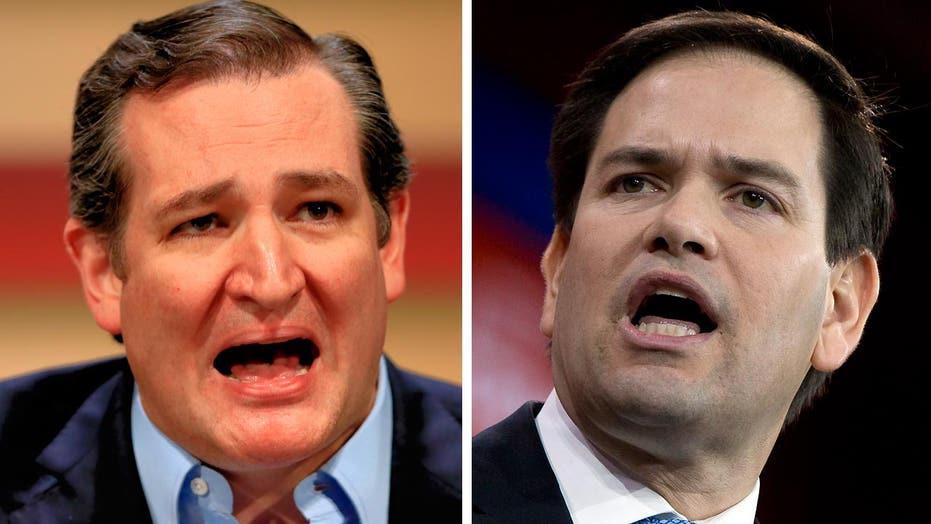 Brewing Rubio, Cruz feud a problem for the Senate