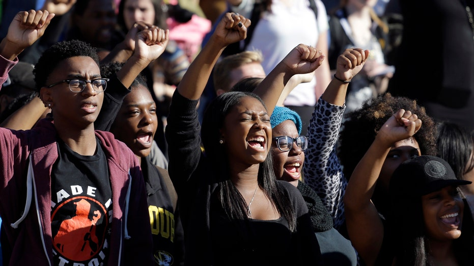 Media analysis of campus unrest