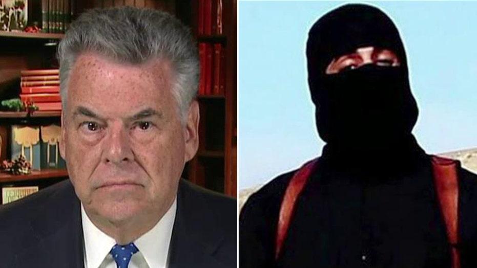 Rep. King: Death of 'Jihad John' a 'significant victory'