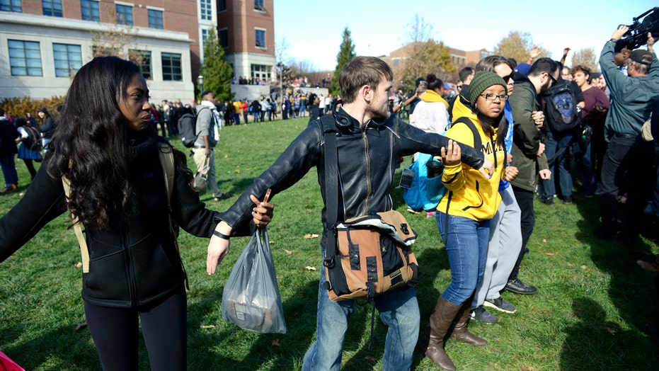 Are college campuses trying to limit free speech?