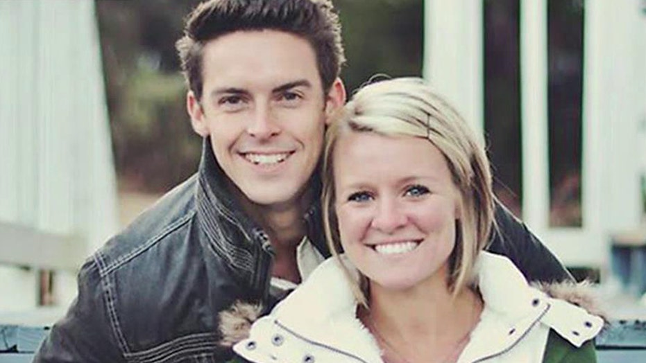 Manhunt for suspect who shot, killed pastor's pregnant wife