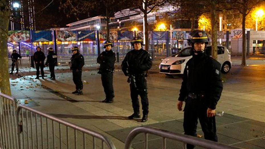 American journalist describes scene of attacks in Paris