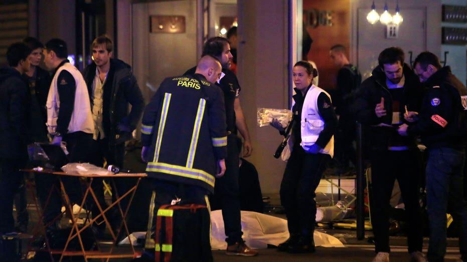 Attacks create 'maximum drain' on Paris security forces