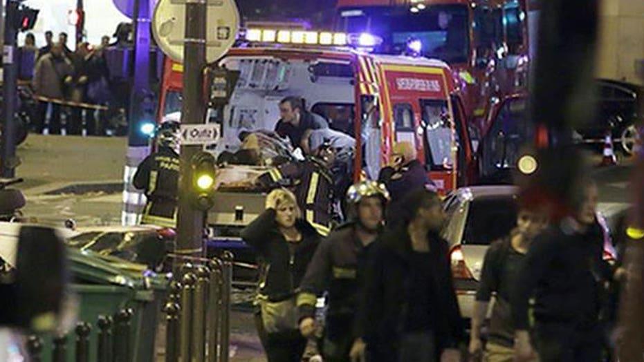 Paris attack witness: We heard several volleys of gunshots