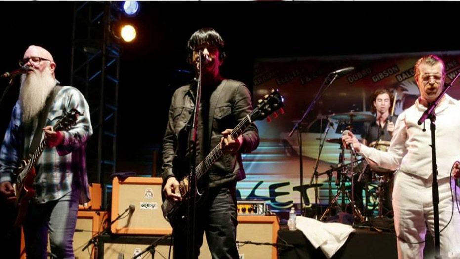US band escapes Paris concert attack, crew members missing