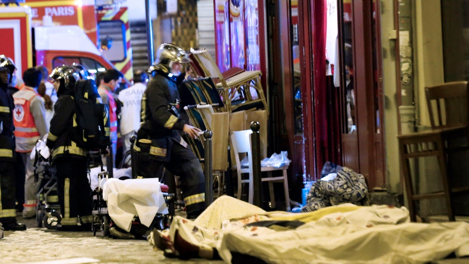 Americans among the victims in Paris attacks