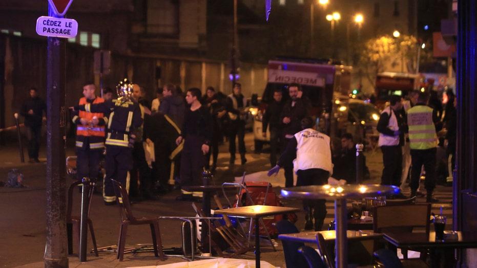 Why did terrorists target Paris?