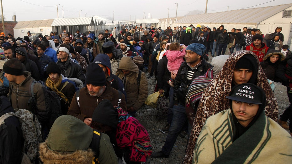 Do Syrian refugees pose a threat to national security?
