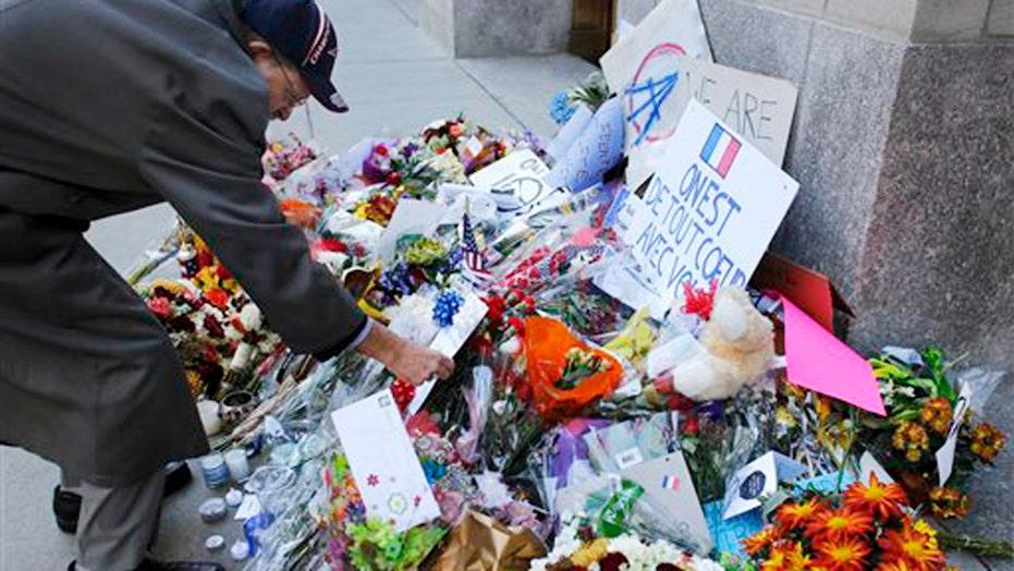 Timeline of Terror in Paris