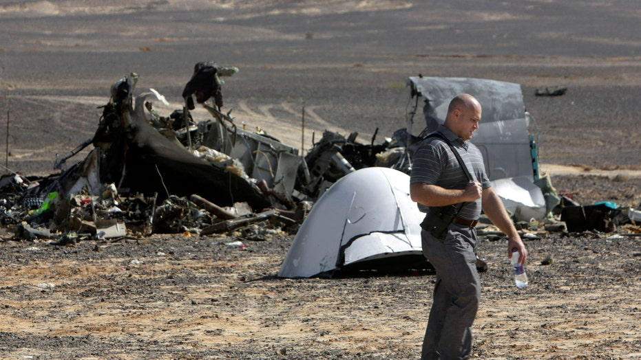 Russia confirms plane crash in Egypt was an act of terrorism