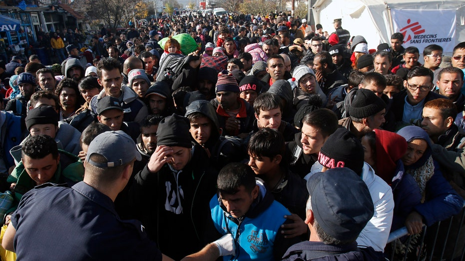 Political Insiders Part 3: Syrian refugees