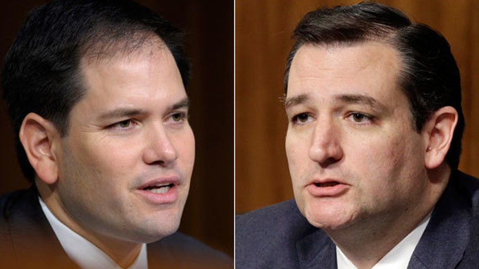 Will it be a Rubio-Cruz fight for the future of the GOP?