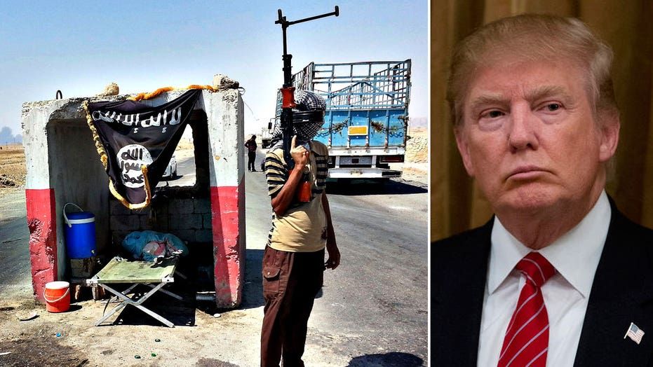 Trump lays out specifics for his strategy to defeat ISIS