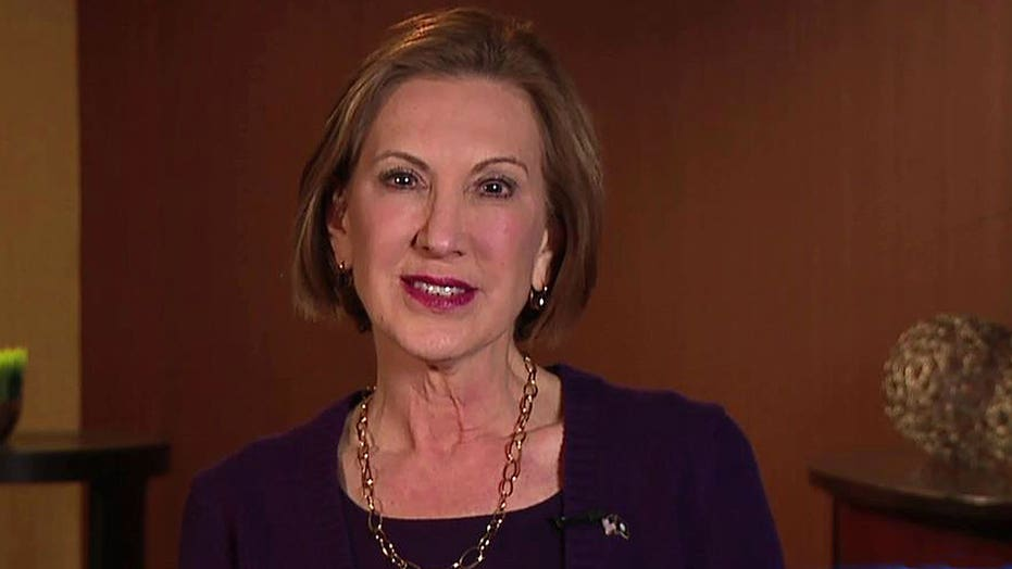 Carly Fiorina blasts President Obama's handling of ISIS