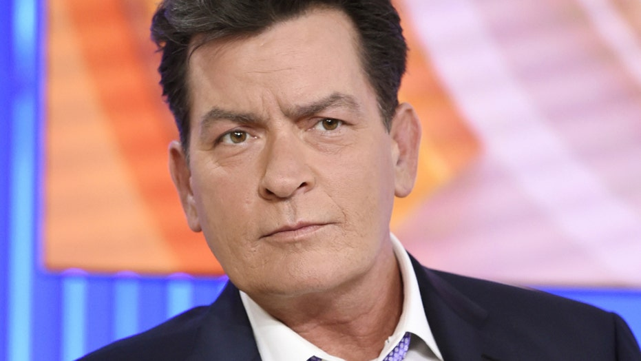 Why Charlie Sheen really came forward