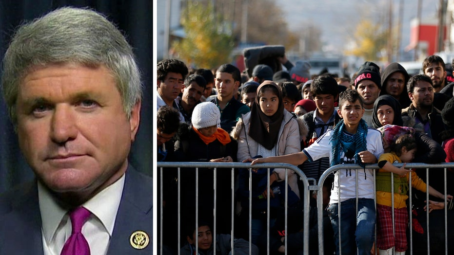 Rep. McCaul introduces bill aimed at vetting Syria refugees