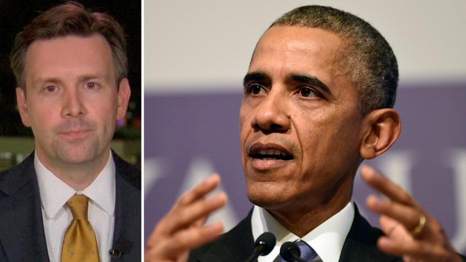 President Obama's response to Paris attacks too cavalier?