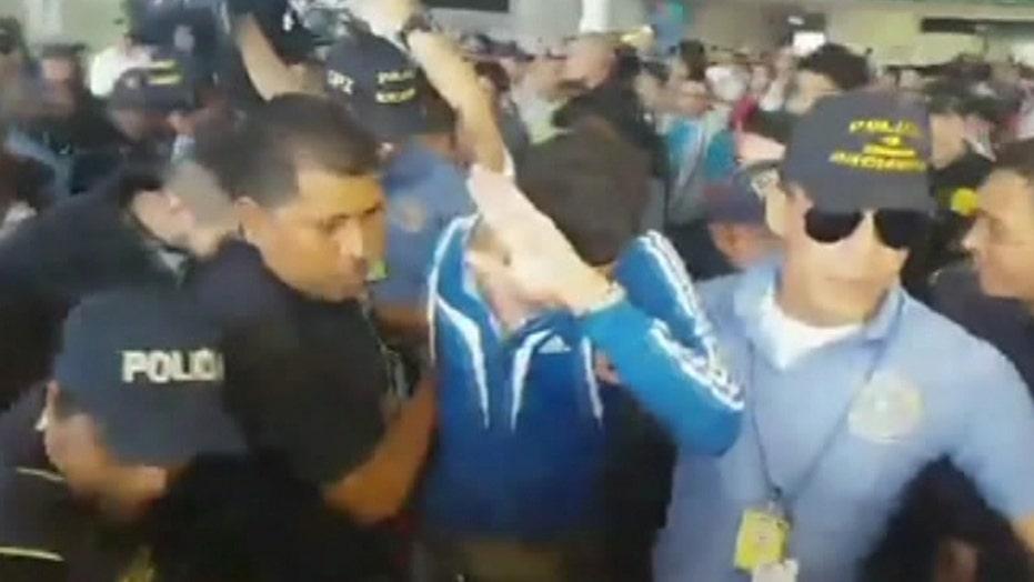 5 Syrians arrested in Honduras with stolen Greek passports