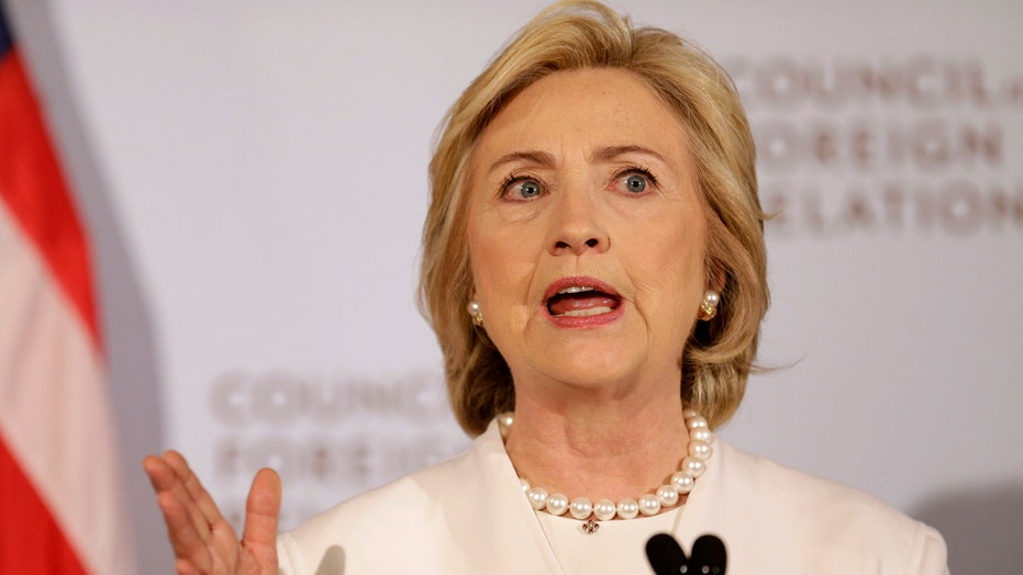 Hillary Clinton's restart on fighting 'radical jihadism'