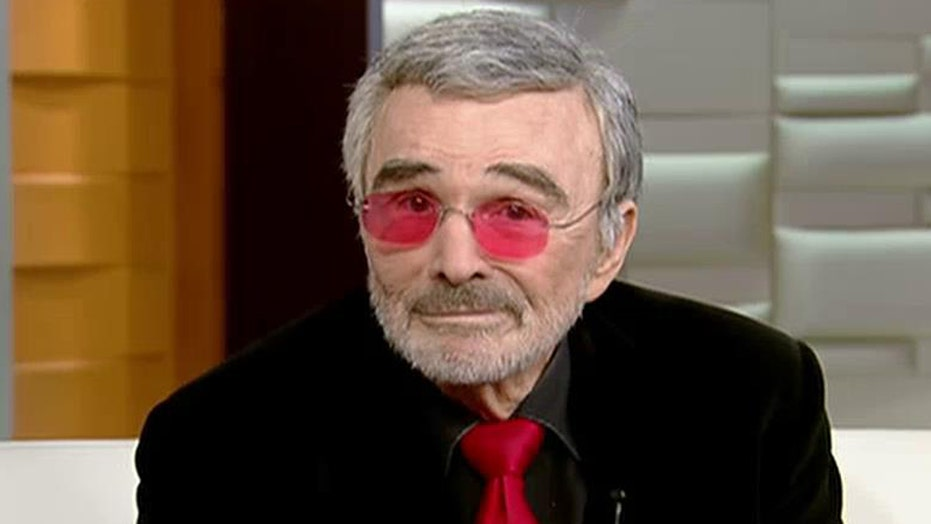 Burt Reynolds talks 'the one who got away'