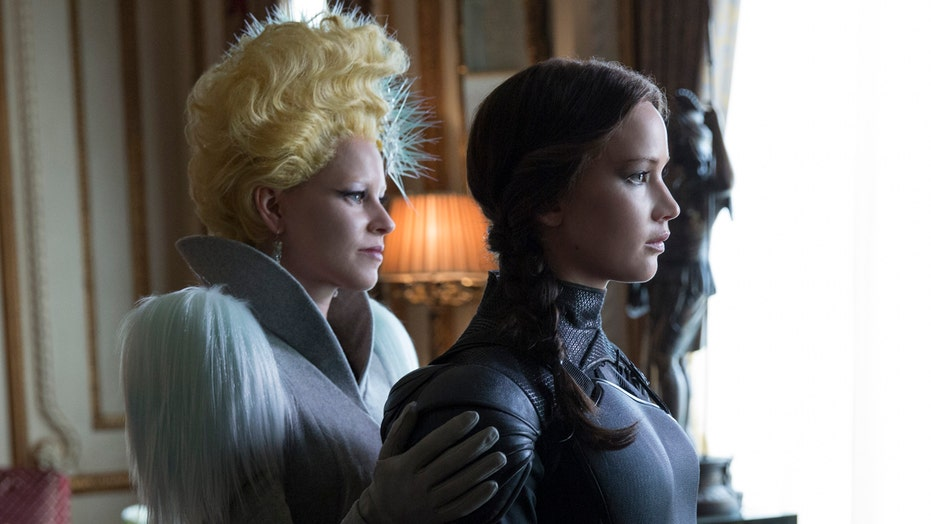 'The Hunger Games' franchise ends with 'Mockingjay Part 2'