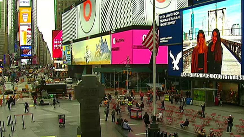 ISIS releases video threatening Times Square