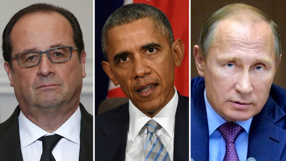 Can fight against ISIS unite US, Russia and France?