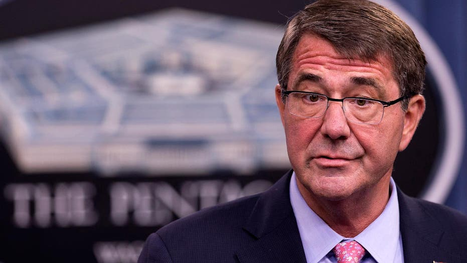 Pentagon may change rules of engagement for response to ISIS